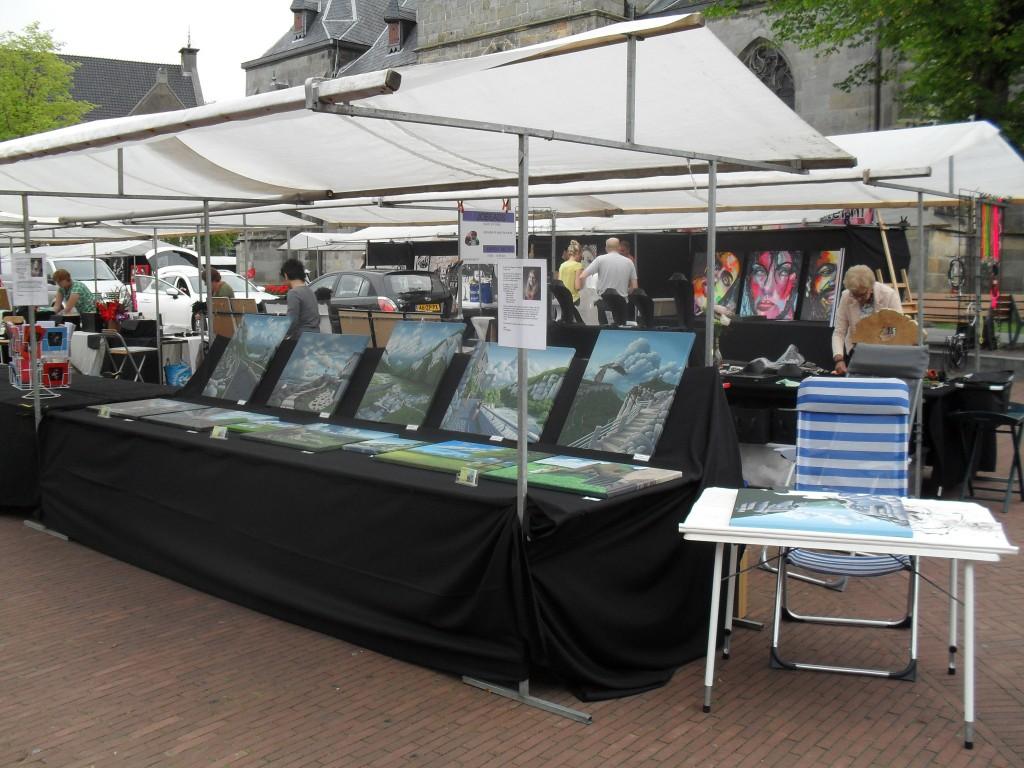 kunstmarkt Haaksbergen 2015