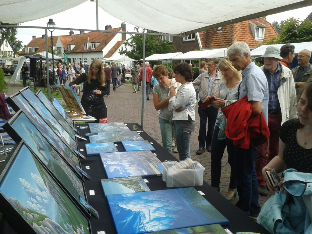 Kunstmarkt Hengelo 2016