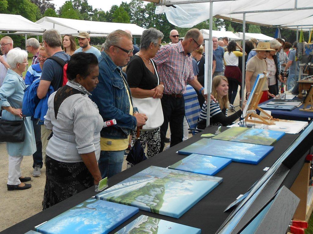Kunstmarkt Enschede 2016