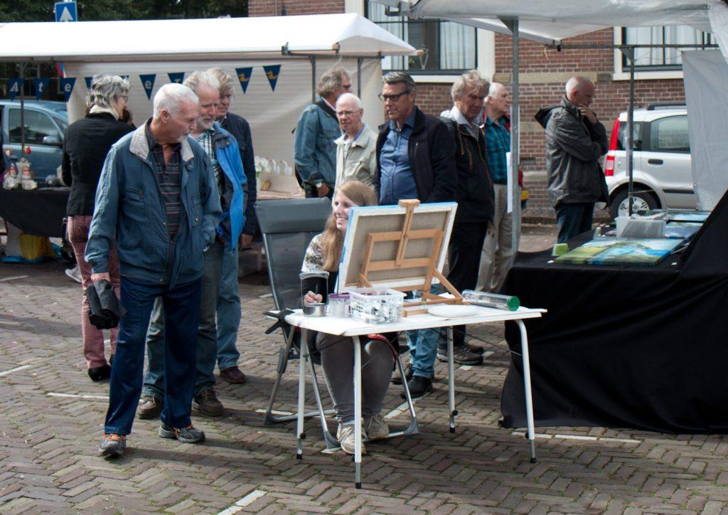 Kunstmarkt Hoorn 2016